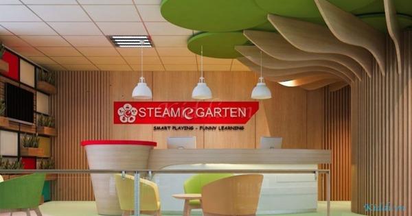Trường mầm non STEAMe Garten