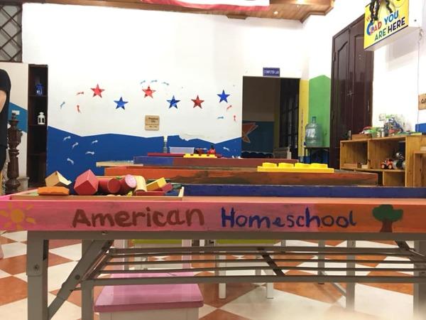 Trường mầm non American Homeschool