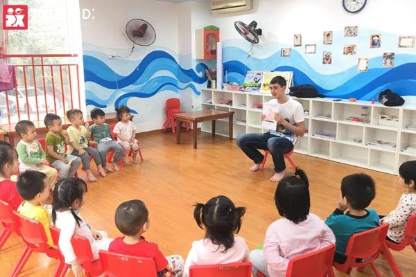 Hoạt động tại trường mầm non Papakidz Preschool