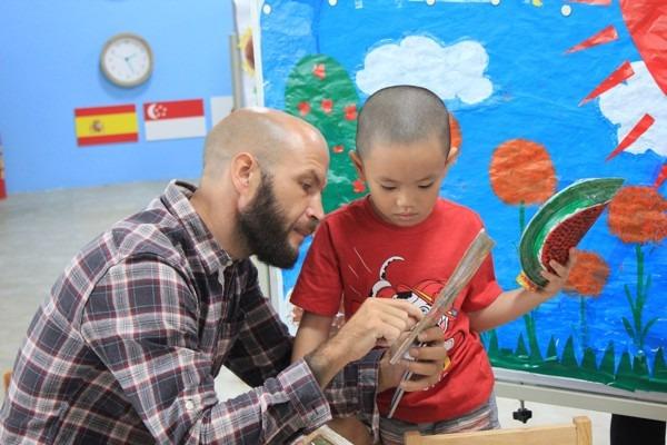 Có gì tại trường mầm non Papakidz? Trường mầm non song ngữ tại Mỹ Đình được bố mẹ quan tâm nhất