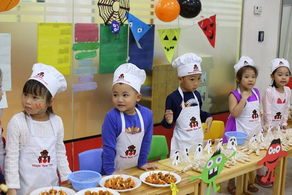 Top 4 trường mầm non quốc tế ở Hà Nội có mức học phí phù hợp với bố mẹ
