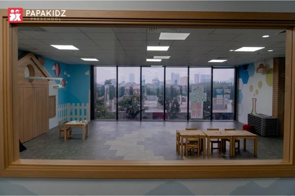 Trường mầm non quốc tế Papakidz Preschool tại Hà Nội