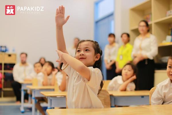 Trường mầm non quốc tế tại quận Từ Liêm
