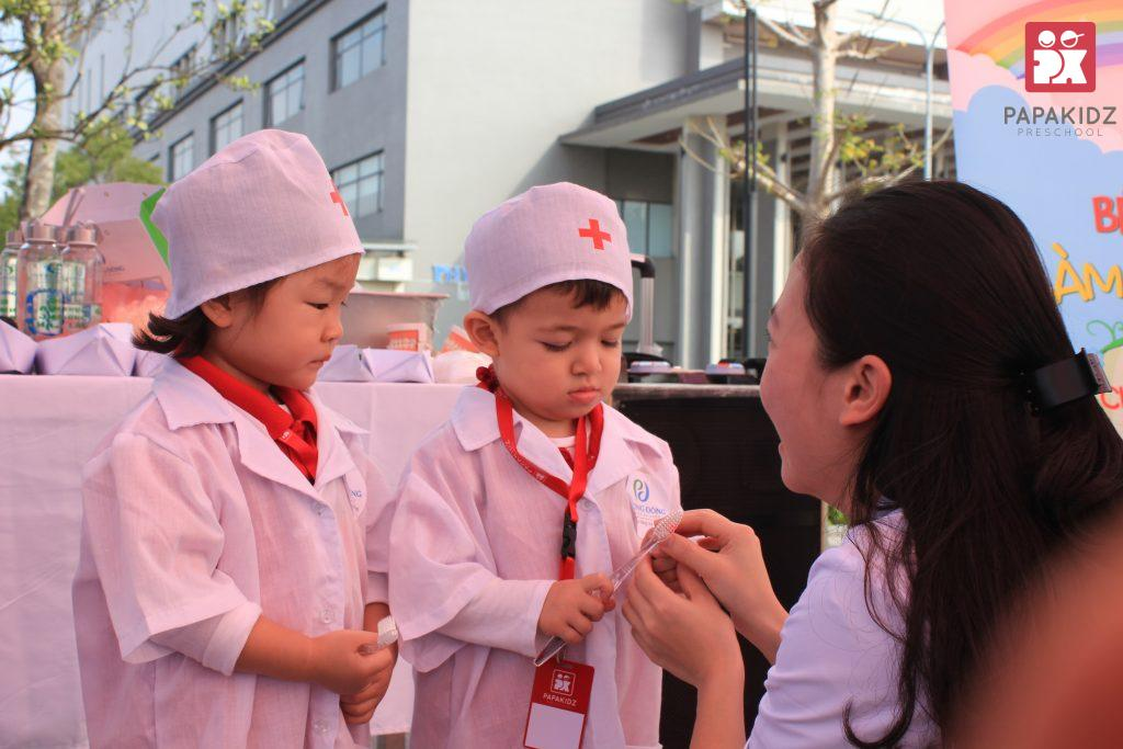 Dentist workshop in Phuong Dong Hospital