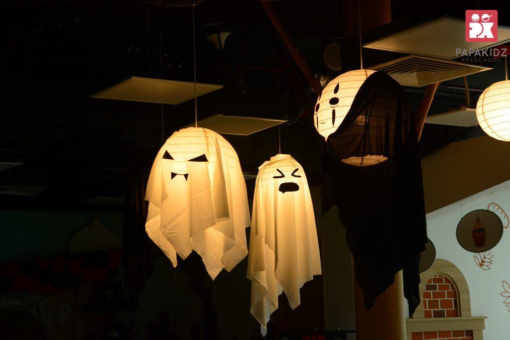 Halloween in Papakidz