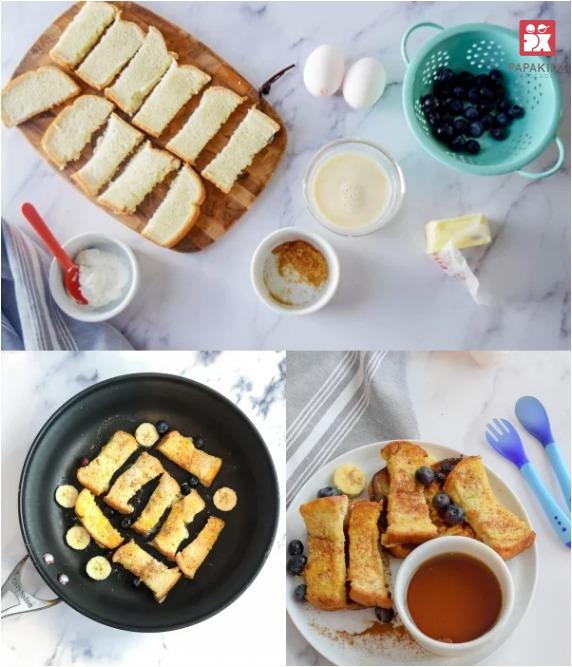 Bánh mì que kiểu Pháp