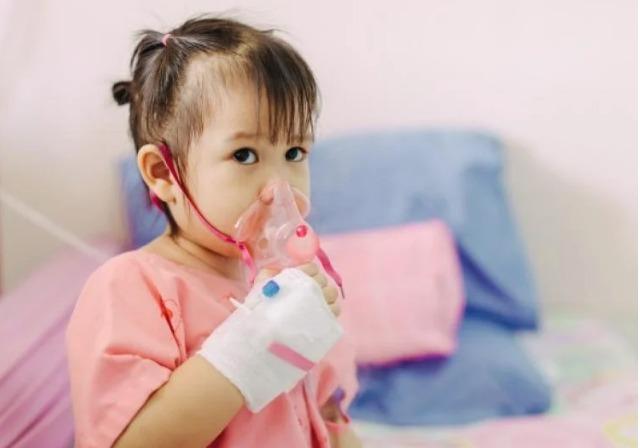 Chăm sóc trẻ bị viêm phổi