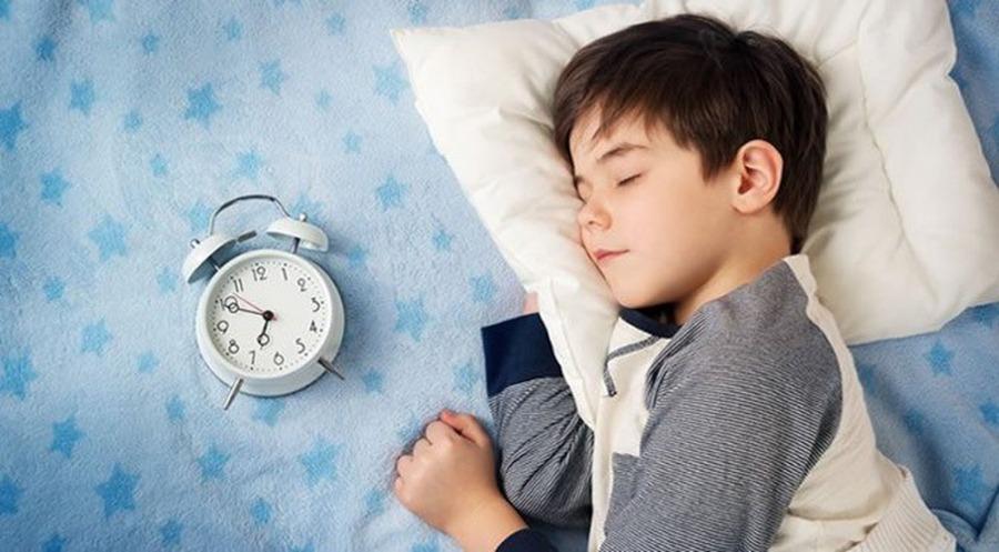 Dạy trẻ ngủ đúng giấc