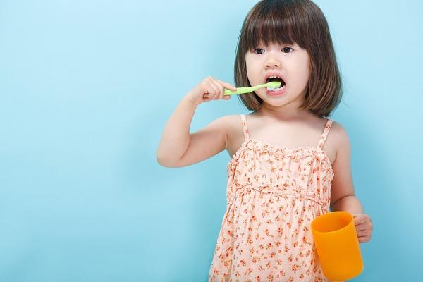 Hình thành thói quen đánh răng mỗi ngày