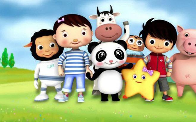Kênh truyền hình cho trẻ nhỏ