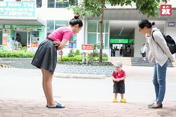 Trường Mầm non Sakura Kids - Hồ Tùng Mậu