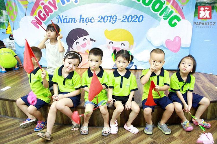 Trường mầm non Tomokid Hà Nội