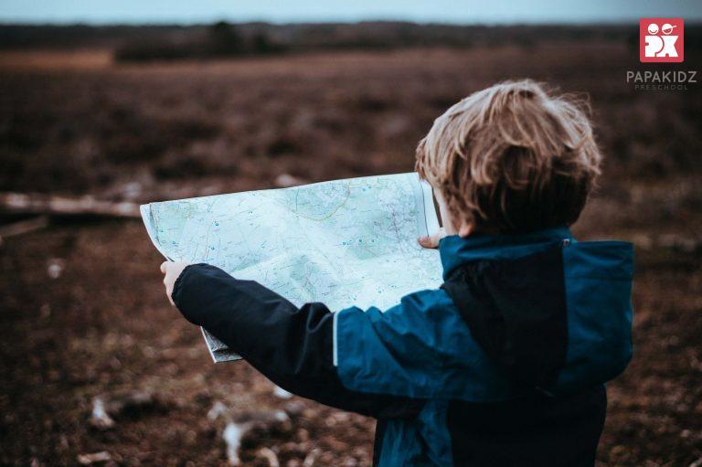 Để trẻ được khám phá