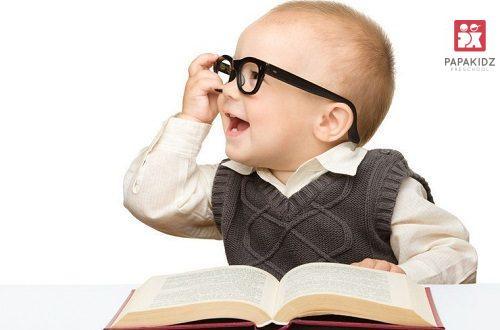 Rèn luyện trí thông minh cho trẻ