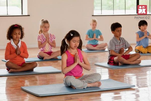 Yoga cho trẻ